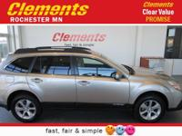 Options:  2014 Subaru Outback 4Dr Wgn H4 Auto 2.5I