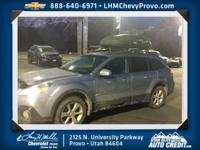 Delivers 30 Highway MPG and 24 City MPG! This Subaru