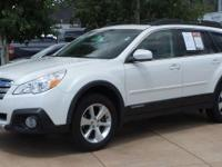 CARFAX One-Owner. Clean CARFAX. 2014 Subaru Outback