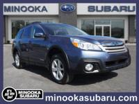 Introducing the 2014 Subaru Outback! It just arrived on
