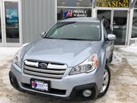 Sensibility and practicality define the 2014 Subaru