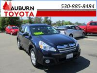 LOW MILES, 1 OWNER, AWD!  This 2014 Subaru Outback 2.5i
