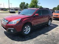 CARFAX One-Owner. Clean CARFAX. Venetian Red Pearl 2014