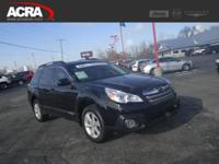 Used 2014 Subaru Outback, stk # 181320A, key features