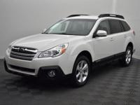 Recent Arrival! 2014 Subaru Outback 2.5i Clean CARFAX.