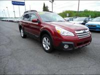 For a smoother ride, opt for this 2014 Subaru Outback