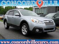 You NEED to see this SUV! The Concordville Nissan