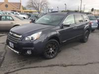 2014 SUBARU OUTBACK 3.6R LIMITED, AND ONLY 29K