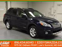 This outstanding example of a 2014 Subaru Outback 3.6R