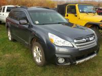2014 Subaru Outback 3.6R LIMITED. Serving the