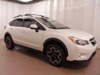 2014 Subaru XV Crosstrek Limited CARFAX One-Owner.