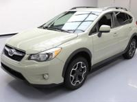 2014 Subaru XV Crosstrek with 2.0L H4 DI
