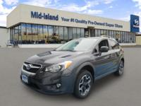 This 2014 Subaru XV Crosstrek Limited is Well Equipped