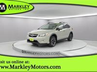 Our rugged Carfax Accident-Free One Owner 2014 Subaru