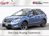Clean 1 Owner Subaru XV Crosstrek 2.0i Premium with