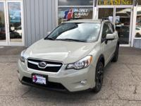 Discerning drivers will appreciate the 2014 Subaru XV
