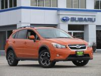 ** NEW CAR TRADE with MOON ROOF ** This 2014 Subaru XV
