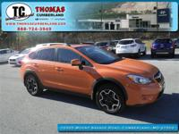 ***LOCATED AT THOMAS SUBARU HYUNDAI IN CUMBERLAND,