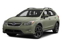 XV Crosstrek 2.0i Premium, Carfax One Owner!, *Local