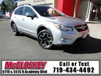 2014 Subaru XV Crosstrek! ONE OWNER, ONLY 34K Miles!