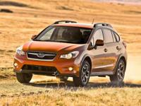 2014 Subaru XV Crosstrek 2.0i Premium in Crystal Black