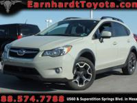 We are excited to offer you this 2014 Subaru XV
