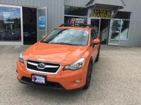 Introducing the 2014 Subaru XV Crosstrek! Packed with