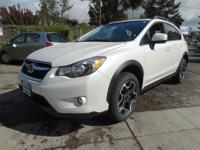 Treat yourself to a test drive in the 2014 Subaru XV