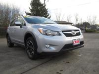 Premium trim. Subaru Certified, Excellent Condition,