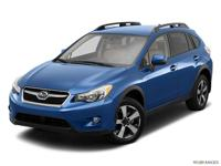 Recent Arrival! Quartz Blue 2014 Subaru XV Crosstrek