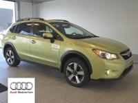 This 2014 Subaru XV Crosstrek is equipped with: All