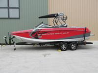 2014 Correct Craft Super Air Nautique G23 with the