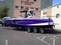 2014 Super Air Nautique G25.  It's now wintertime, and