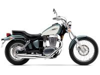 The light-weight responsiveness of the Suzuki Boulevard