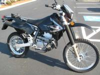 2014 Suzuki DR-Z400S the very best On-Road and Trail!