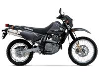 Continue your awesome trip as the DR650SE will go the