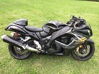 For sale right here is this 2014 Suzuki GSX1300R