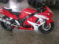 Here is a great deal on a used 2014 Suzuki Hayabusa