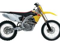 NEW 2014 SUZUKI RMZ 450. FINEST PRICE! I currently have