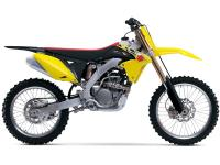 2014 Suzuki RM-Z250 For 2014 the Suzuki RM-Z250 is
