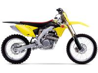 the 2014 Suzuki RM-Z450 provides you the key to subdue