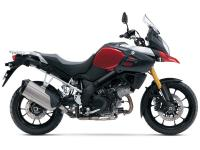 Because there is no roadway the brand new V-Strom 1000
