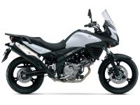 The V-Strom 650 ABS is an environmentally friendly