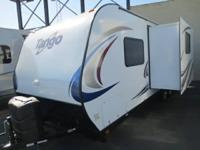 THE 2014 TANGO 21UL BY PACIFIC COACH WORKS IS HERE.