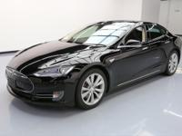 This awesome 2014 Tesla Model S comes loaded with the