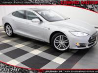 2014 TESLA MODEL S P85 TECH PACKAGE!! ONLY 28K MILES!!