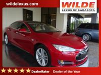 CARFAX 1-Owner, GREAT MILES 5,546! 85 kWh Battery trim.