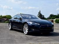For sale today is a loaded 2014 Tesla Model S P85D in