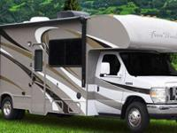 Offering is for a Class C Motor Home, Model 31W. It has