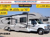 2014 Thor Motor Coach Four Winds Bunk Model 31A W/Jacks